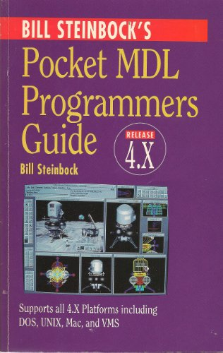 9780934605328: Pocket Mdl Programmers Guide
