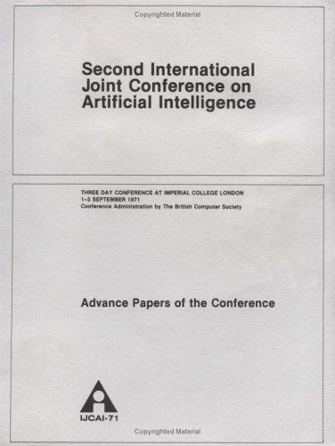 IJCAI Proceedings 1971