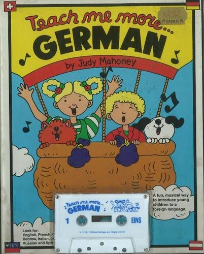 9780934633239: Teach Me More German : A Musical Journey Through the Year (English and German Edition)