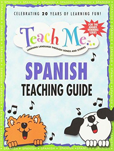 9780934633321: Teach Me... Spanish Teaching Guide