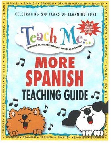 9780934633376: Teach Me More Spanish Teaching Guide