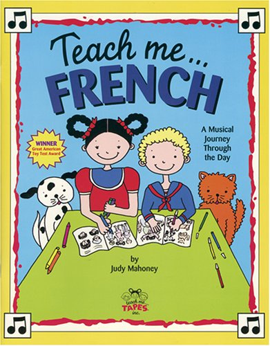 9780934633949: Teach Me French (Paperback and Audio CD): A Musical Journey Through the Day
