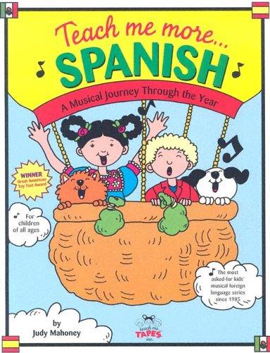Spanish [With 20-Page] (Teach Me Series): Mahoney, Judy