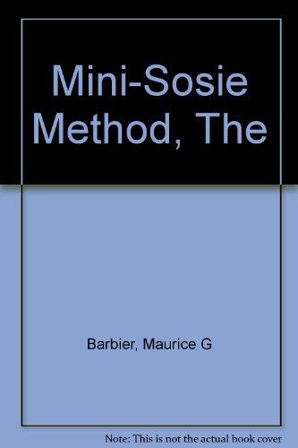 Mini-Sosie Method: Barbier, Maurice G.