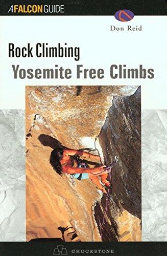 9780934641593: Rock Climbing: Yosemite Free Climbs