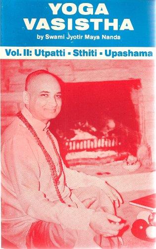 9780934664318: Yoga Vasistha [Paperback] by Jyotir Maya Nanda