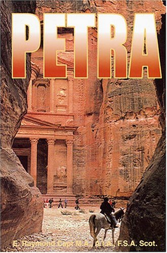 9780934666237: Petra - A Rose Red City Half as Old as Time