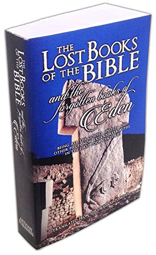 9780934666893: The Lost Books of the Bible and the Forgotten Books of Eden [2016 New Edition]