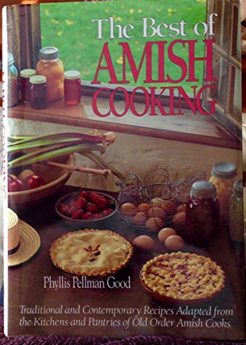 9780934672702: The Best of Amish Cooking