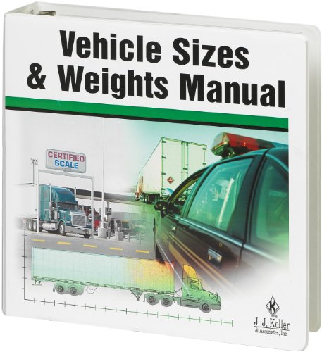 Vehicle Sizes & Weights Manual (1M)