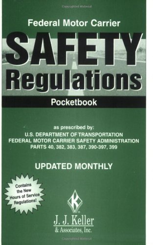 9780934674287: Federal Motor Carrier Safety Regulations Pocketbook (7ORSA)