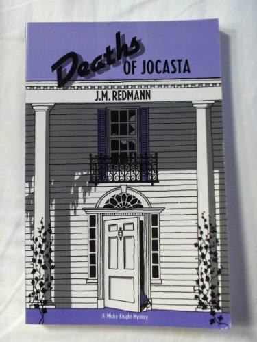 Deaths of Jocasta (Micky Knight Mystery): Redmann, J. M.