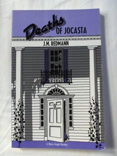 9780934678391: Deaths of Jocasta (Micky Knight Mystery)