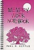 9780934688550: Memory Work Notebook