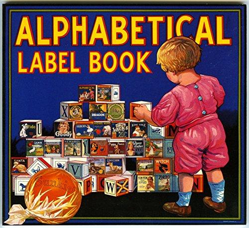9780934715034: Alphabetical Label Book