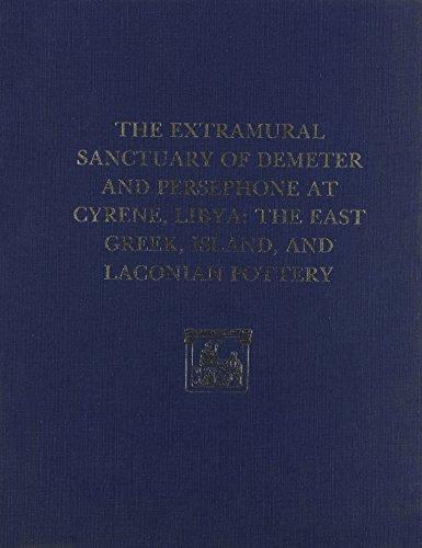 9780934718554: Cyrene II: Volume II : The East Greek Island and Laconian Pottery