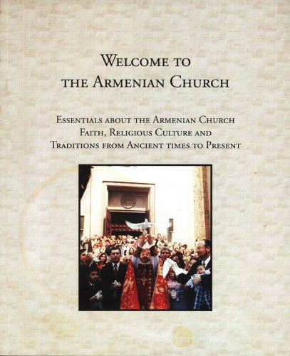 9780934728515: Welcome to the Armenian Church