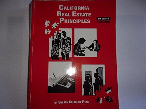 9780934772143: California Real Estate Principles