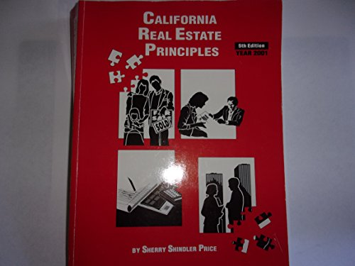 9780934772143: California Real Estate Principles