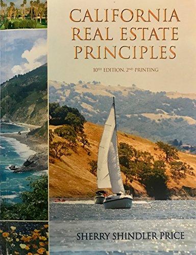 9780934772228: California Real Estate Principles 10th Edition