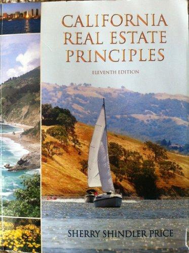 9780934772235: California Real Estate Principles
