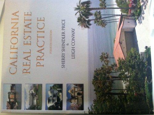 9780934772662: California Real Estate Practice, 4th Edition