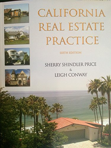 California Real Estate Practice: Sherry Shindler Price