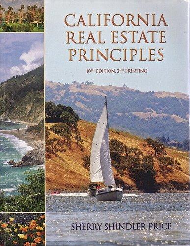 9780934772709: California Real Estate Principles 14th Edition