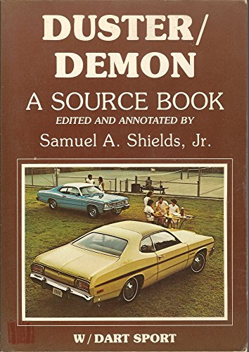 9780934780285: Duster/Demon: A Source Book