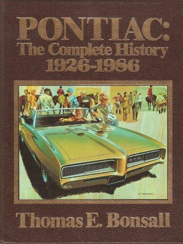 9780934780797: Pontiac: The Complete History, 1926-1986