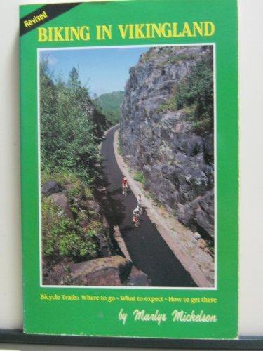 9780934860000: Biking in Vikingland