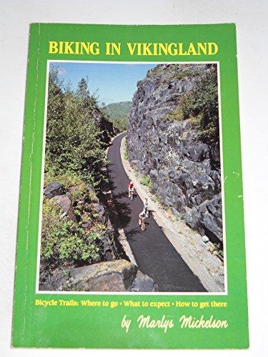 9780934860727: Biking in Vikingland