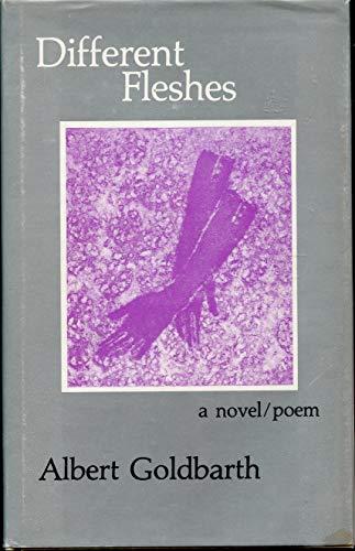 9780934888004: Different Fleshes: A Novel/Poem