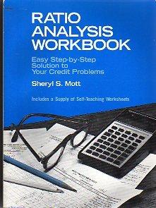 9780934914574: Ratio Analysis Workbook