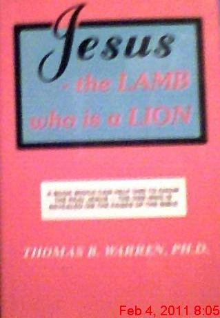 9780934916110: Jesus : The Lamb Who Is a Lion