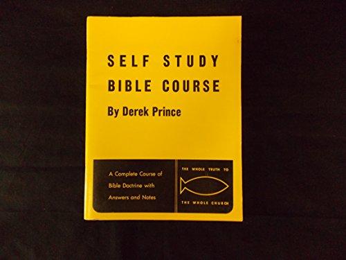 Self Study Bible Course: Prince, Derek