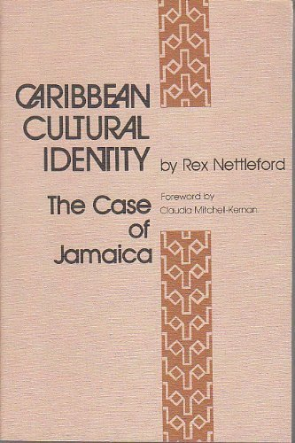 9780934934008: Caribbean Cultural Identity: The Case of Jamaica (UCLA Latin American Studies)