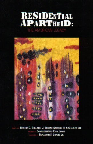 9780934934435: Residential Apartheid: The American Legacy (Caas Urban Policy Series, Vol 2)