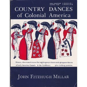 9780934943284: Country Dances of Colonial America