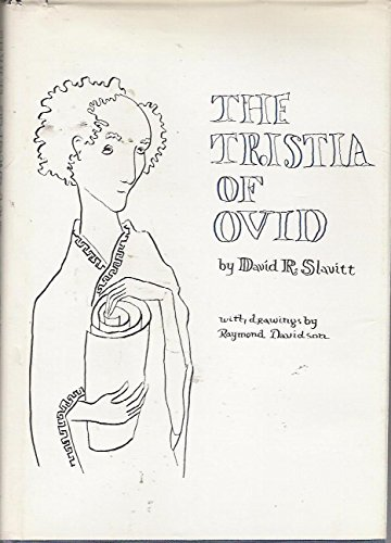 The Tristia of Ovid