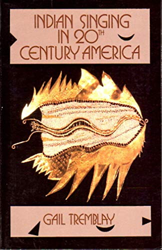 9780934971133: Indian Singing in 20th Century America