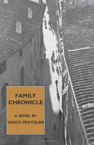 FAMILY CHRONICLE: PRATOLINI, VASCO