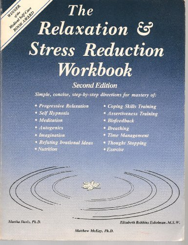 9780934986045: THE RELAXATION AND STRESS REDUCTION WORKBOOK