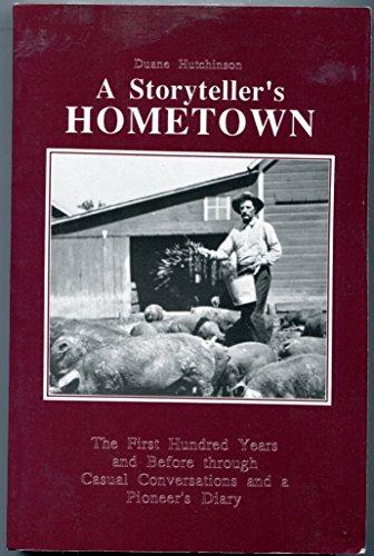 9780934988193: A Storytellers Hometown