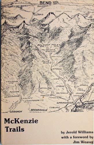McKenzie trails: Williams, Jerold