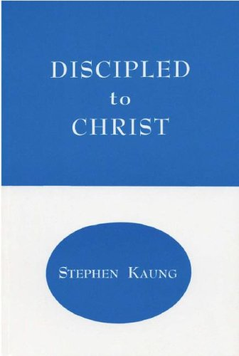 9780935008173: Discipled to Christ