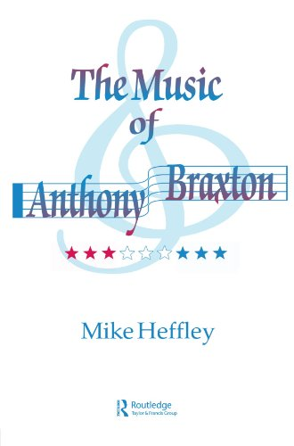 9780935016185: Music of Anthony Braxton (Excelsior Profile Series of American Composers)