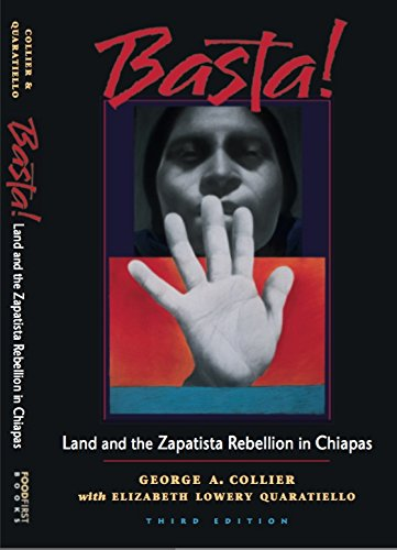 9780935028973: Basta!: Land And The Zapatista Rebellion In Chiapas