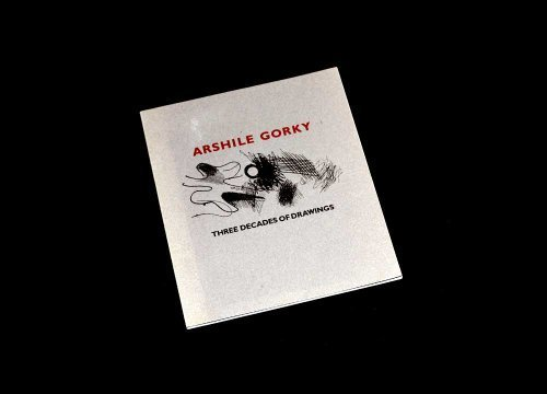 9780935037388: Arshile Gorky: Three decades of drawings