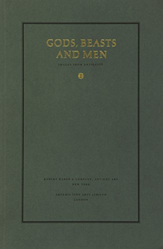 9780935037432: Gods, beasts, and men: Images from antiquity
